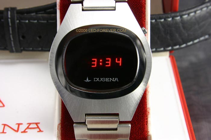 Dugena LED watch