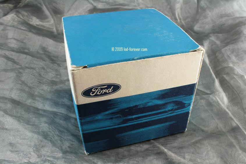 Ford Spilt Lap Unit 77 Box
