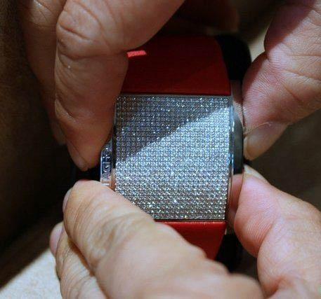 Tag Heuer Diamond Fiction 2