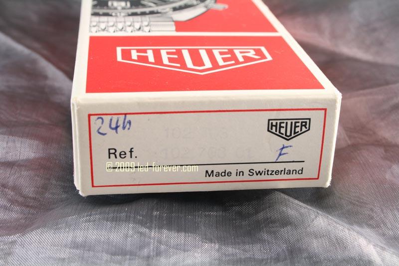 Heuer Autavia Schachtel 2