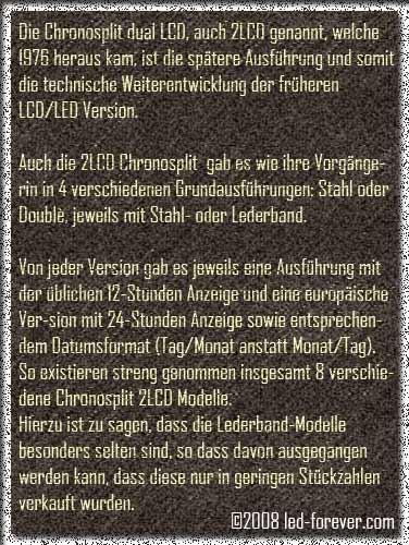 Heuer Chronosplit LCD 1