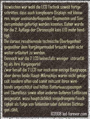 Heuer Chronosplit LCD 2