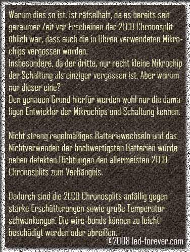 Heuer Chronosplit LCD 3