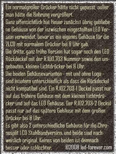 Heuer Chronosplit LCD 10