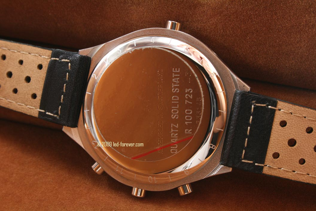 Heuer Chronosplit steel strap 7