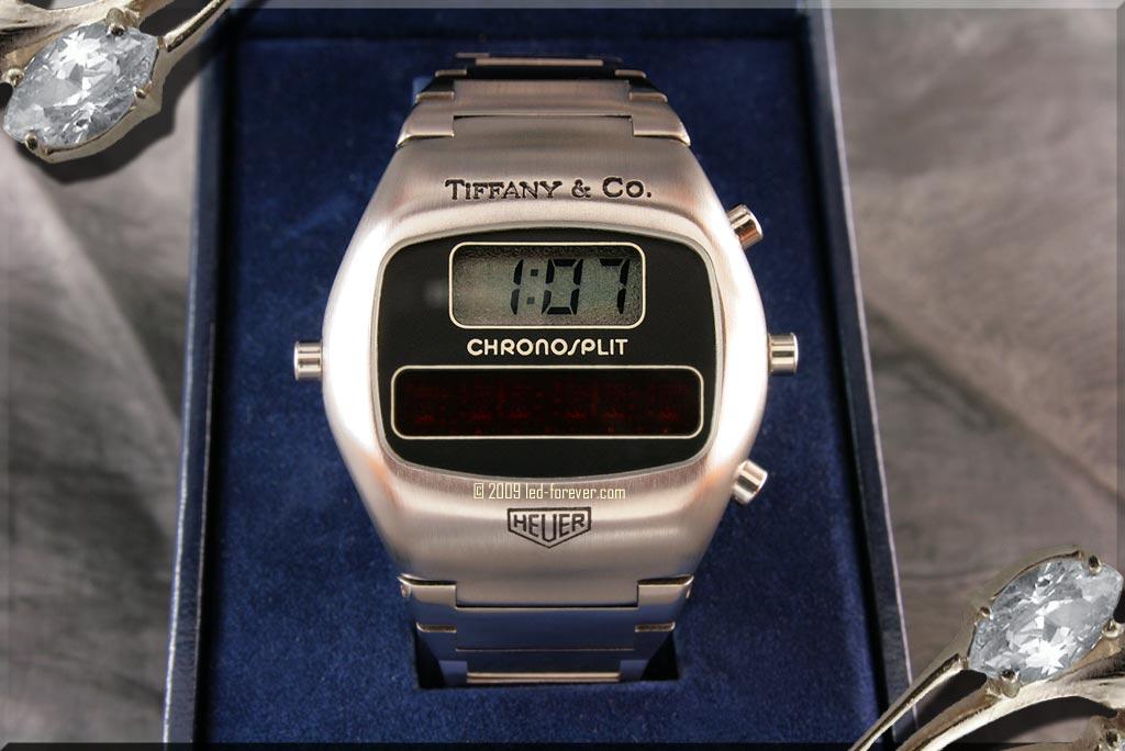 Chronosplit LED Tiffany 1