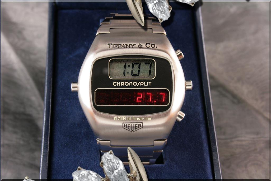 Chronosplit LED Tiffany 2