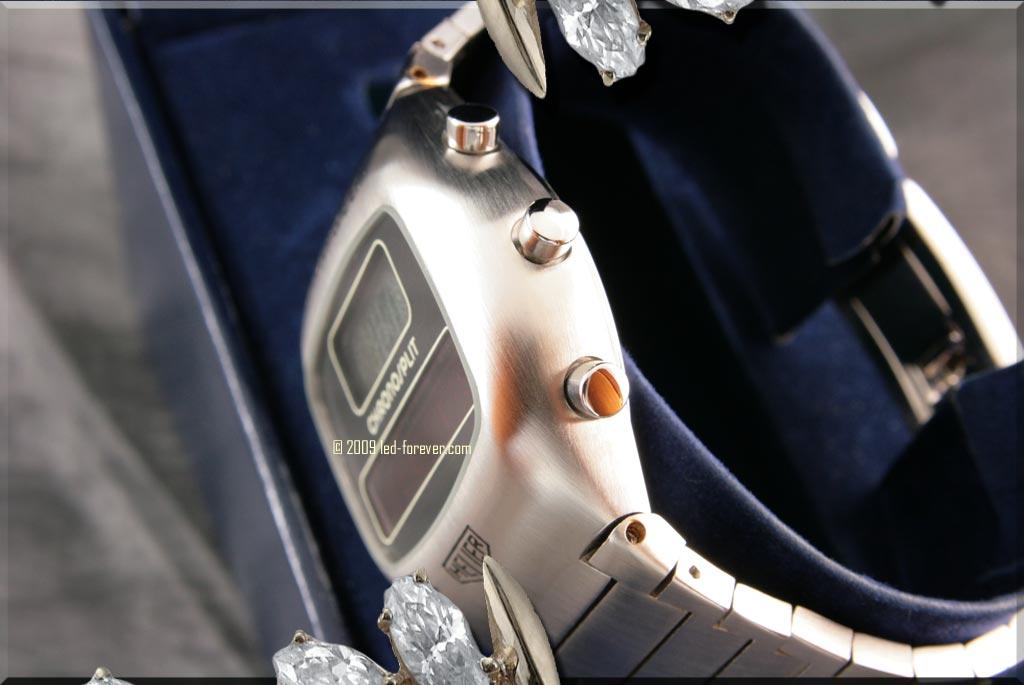 Chronosplit LED Tiffany 6