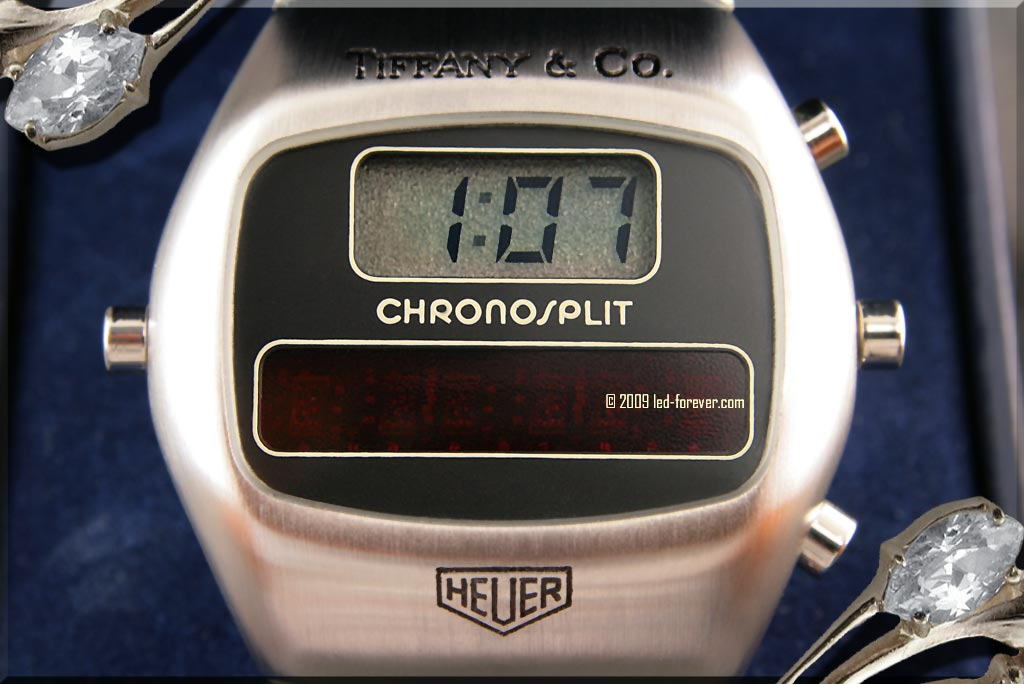 Chronosplit LED Tiffany 7