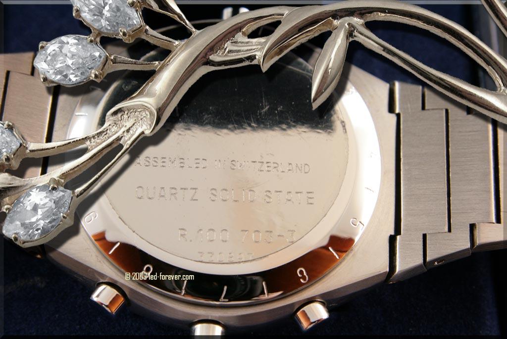 Chronosplit LED Tiffany 9