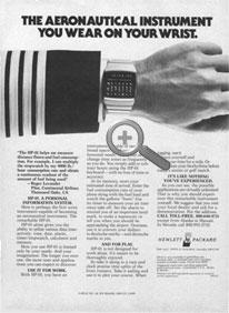 HP-01 Werbung Aero