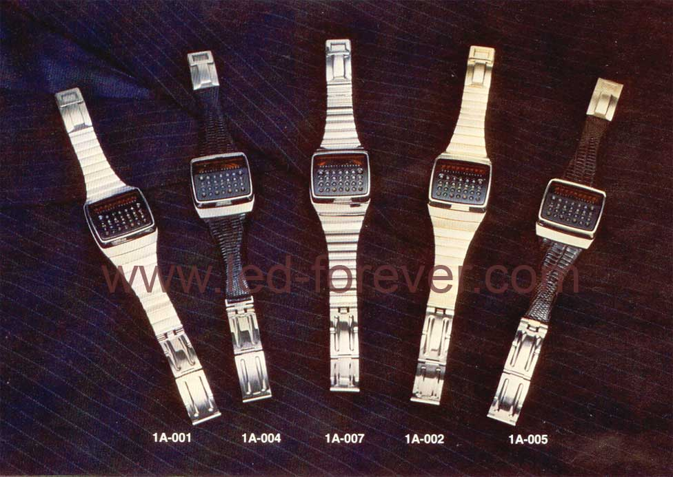 HP-01 Models catalogue