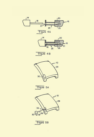 HP-01 Patent 19. August 1976 - 2