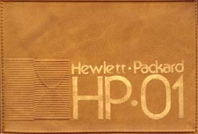 HP-01 manual brown