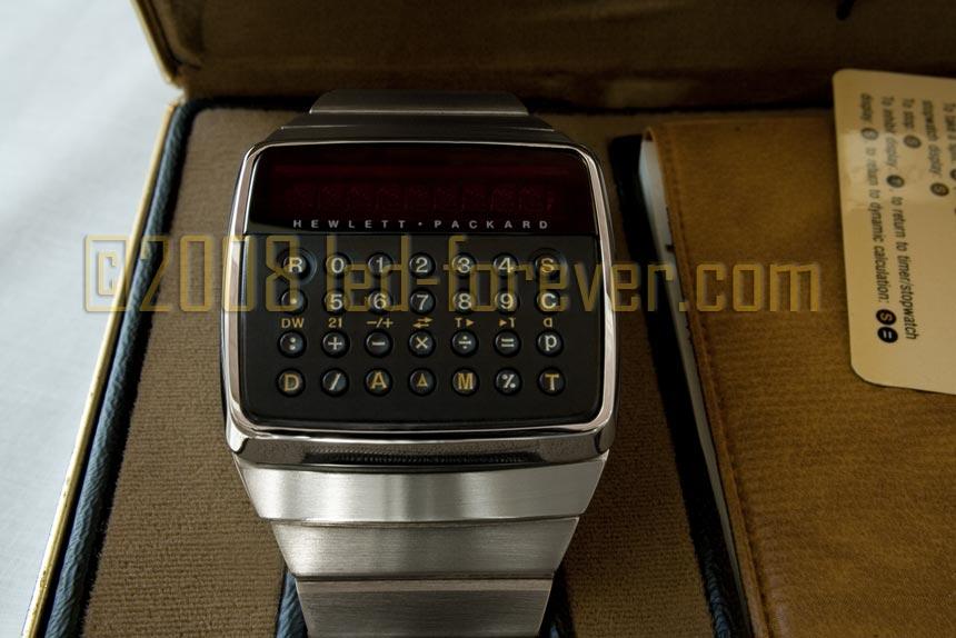HP-01 prototype raised keys ss