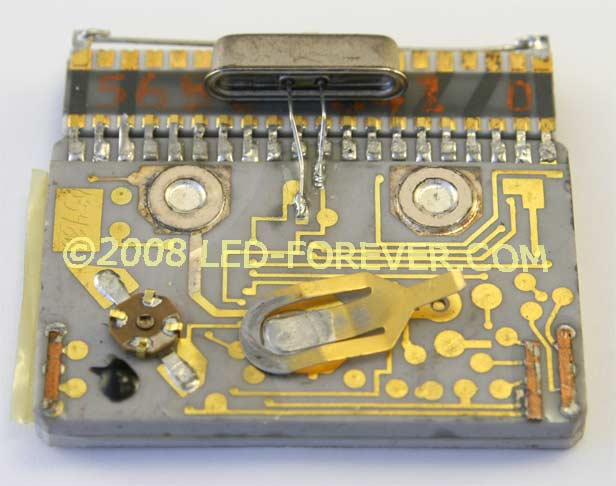 HP-01  LED Uhr Modul