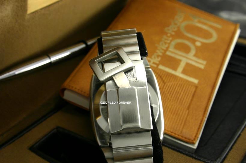 HP-01 models steel clasp