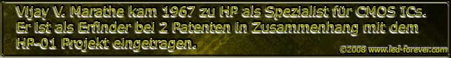 HP-01 Personen Marathe