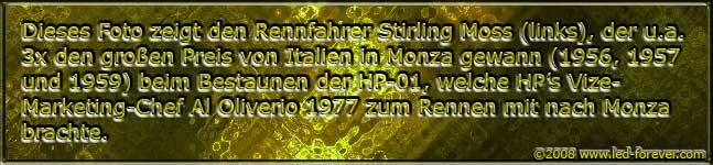 HP-01 Personen Moss Oliverio