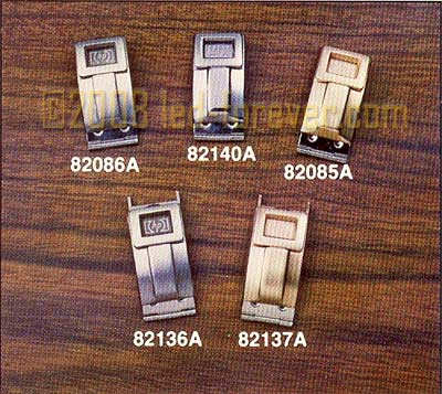 HP-01 accessories clasps