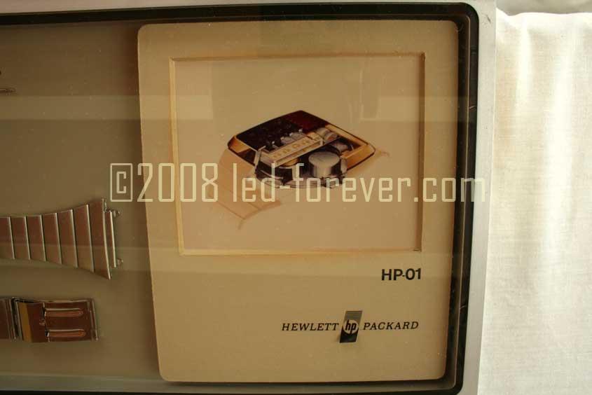 HP-01 prototype showcase #4