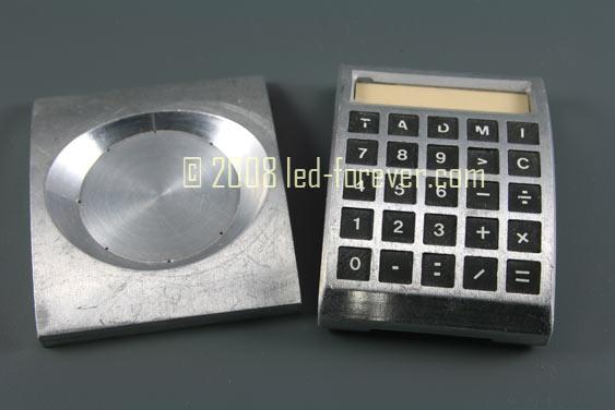 HP-01 prototype strange
