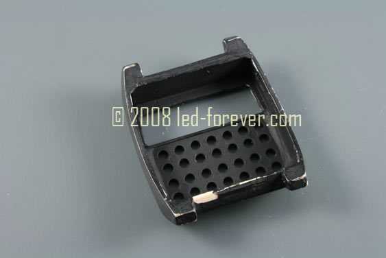 HP-01 prototype plastic keypad rev.