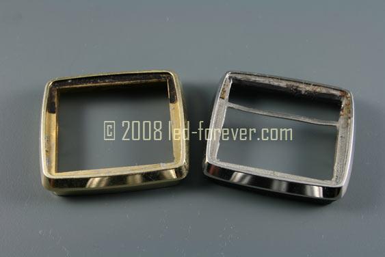 HP-01 prototype bezels