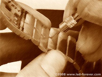 HP-01 bracelet link