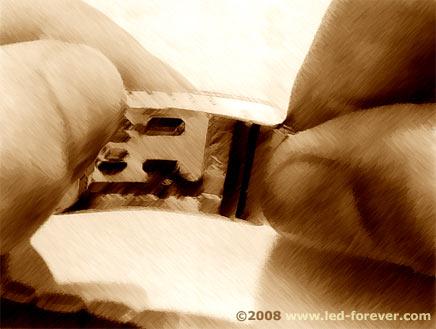 HP-01 open bracelet