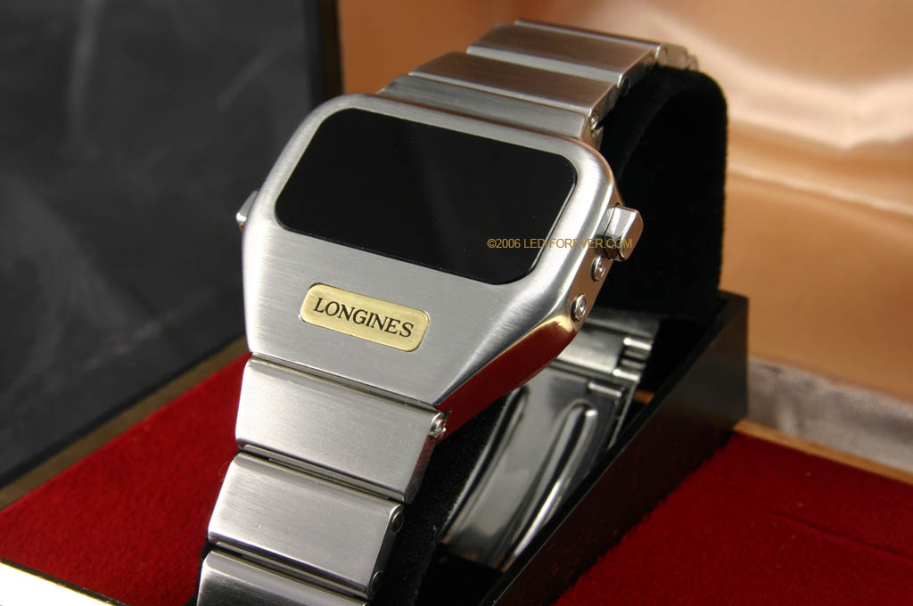 Longines_LED_Uhr